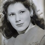 Square small pamela mary devine portrait