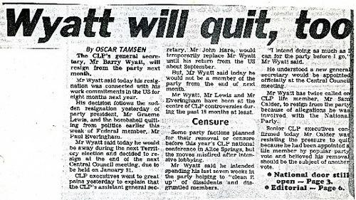 Preview medium nt news  wyatt will quit too  5 december 1986