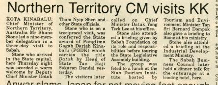 Preview medium borneo mail  nt territory cm visits kk  18 april 1998