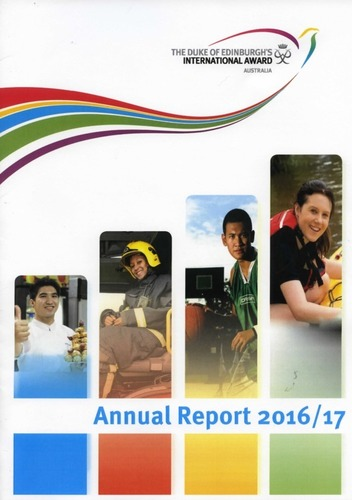 Preview medium dofe annual report 2017