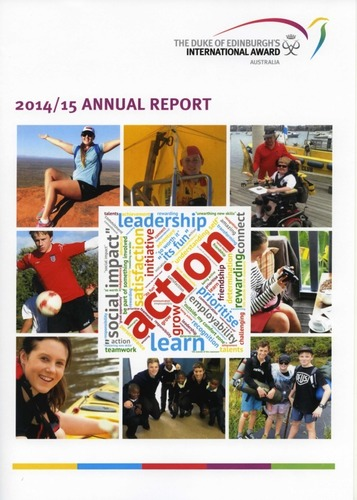 Preview medium dofe annual report 2014 2015