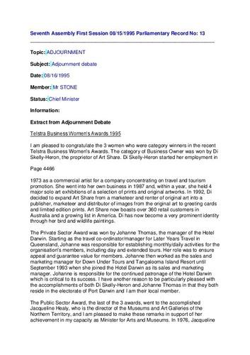 Preview medium telstra businesswomens awards 1995.pdf