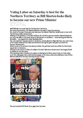Preview medium nt news 17 may 2019
