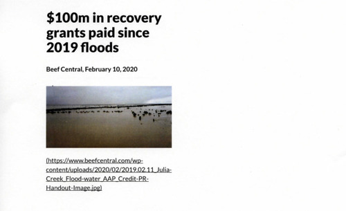 Preview medium beef central    100m in recovery grants paid since 2019 floods  10 feb 2020