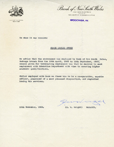 Preview medium reference bank of nsw 10 nov 1969