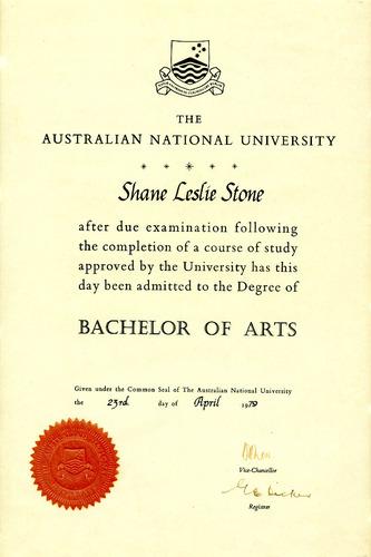 Preview medium bachelor of arts anu 23 april 1979