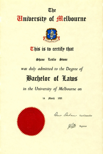 Preview medium bachelor of laws university of melbourne 14 march 1981
