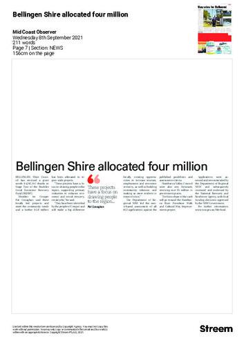 Preview medium bellingen shire fire grants
