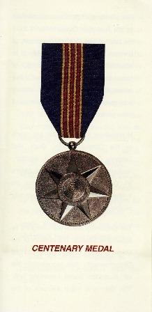 Preview medium centenary medal background 2001