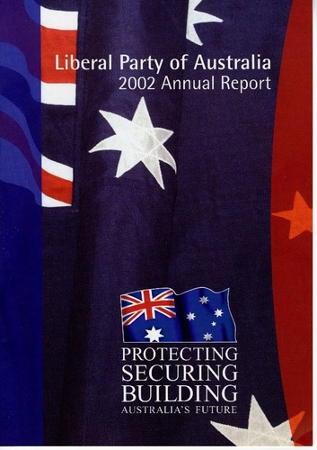 Preview medium federal liberal party 2002 annual report extracts