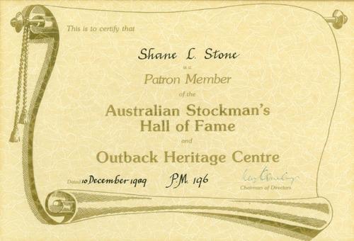 Preview medium patron member stockman s hall of fame circa 1998