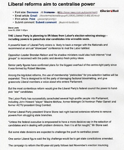Preview medium courier mail liberal reforms 3 june 08
