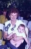 Thumbnail mrs. anna novak   grand daughter madeleine circa june 1996