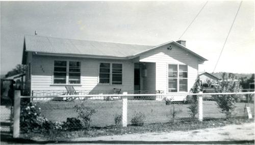 Medium lawrence street wodonga circa 1957