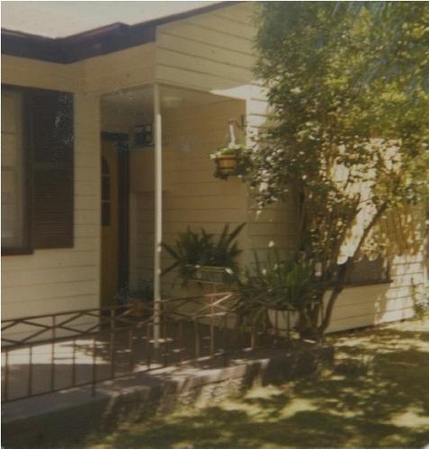 Medium lawrence st front door circa 1980 s