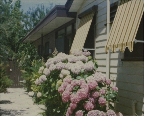 Medium lawrence st  side entrance to the breezeway circa 1980 s