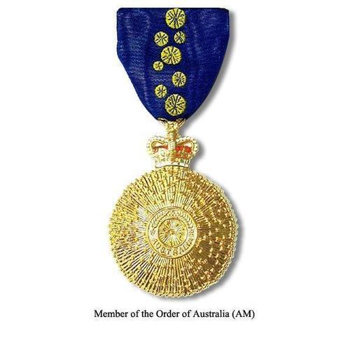 Medium member order of australia
