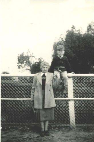 Medium shane   nana stone circa 1953