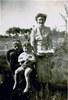 Thumbnail shane s second birthday  pam with cake   nana stone 25 september 1952