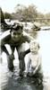 Thumbnail les and shane stone murray river corowa nsw 1951