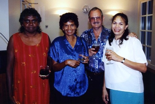 Medium eileen cummings was born in central arnhem land  and is a member of the  stolen  4