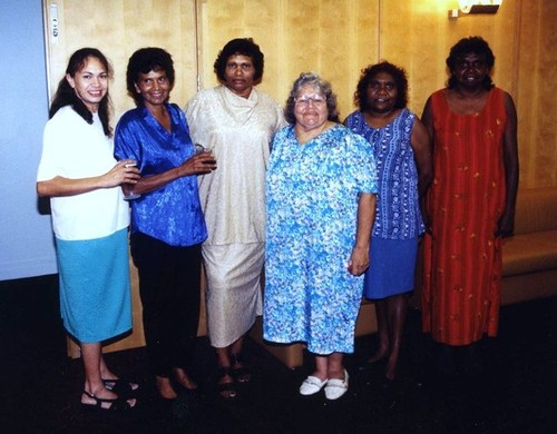 Medium eileen cummings was born in central arnhem land  and is a member of the  stolen  5
