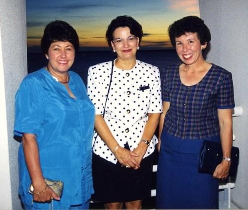 Medium farewell chief minister s dinner chris and judy roberts 17 nov 1998