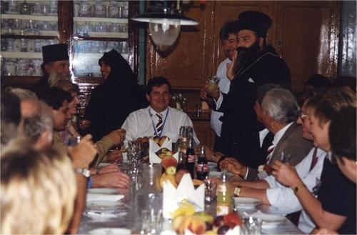 Medium state visit to kalymnos greece  3  circa 1995