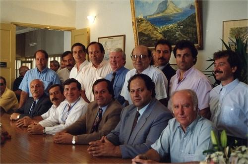Medium state visit to kalymnos greece  7  circa 1995