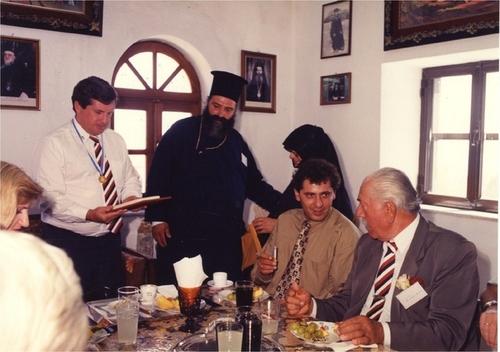 Medium state visit to kalymnos greece  11  circa 1996