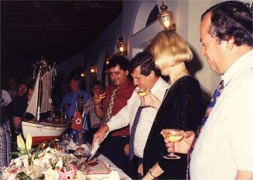 Medium state visit to kalymnos greece  12  circa 1996