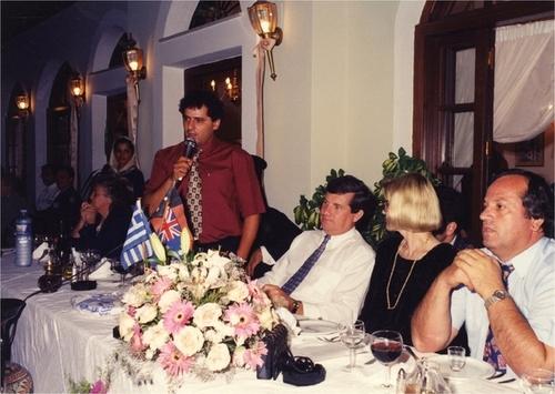 Medium state visit to kalymnos greece  14  circa 1996