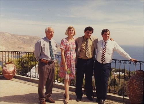 Medium state visit to kalymnos greece  18  circa 1996