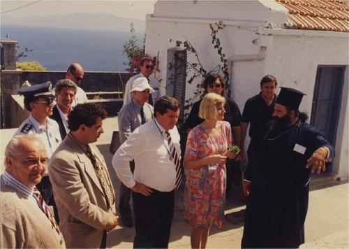 Medium state visit to kalymnos greece  19  circa 1996