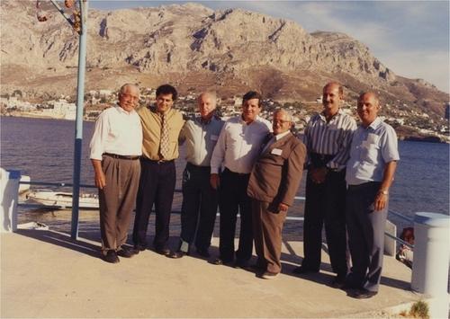 Medium state visit to kalymnos greece  20  circa 1996