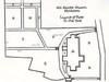 Thumbnail all saints church holbeton layout of plots in the graveyard