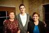 Thumbnail jack stone with his 2 grandmothers on his 21st circa 21 aug 2010  4
