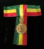 Thumbnail minature medal order of the ethiopin star