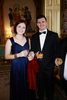 Thumbnail madeleine and jack stone buckingham palace dinner london 8 july 2014
