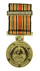 Medium valor medal   northern territory police