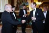 Thumbnail phil and paul barresi presented to hrh earl of wessex pre dinner drinks buckingham palace london 8 july 2014