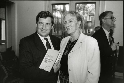 Medium shane   dr. christine fletcher director naru circa 1998