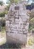 Thumbnail ellen wainwright s grave back creek cemetry magra tasmania