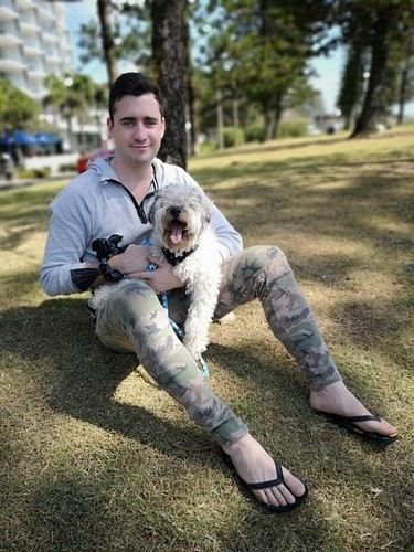 Medium teddy and jack mooloolaba 15 sept 2019
