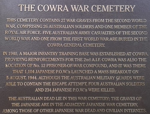 Medium cowra war cemetery 2
