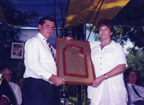 Medium wendy fahey territorian of the year 1 july 1996 darwin