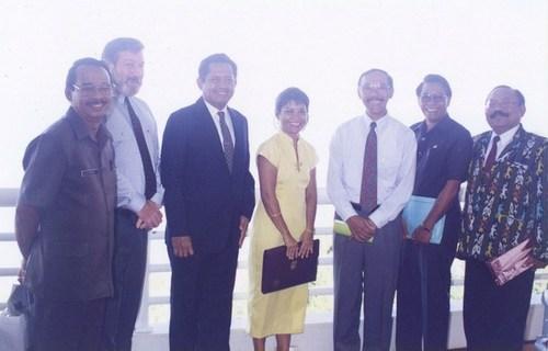 Medium west timor delegation expo 26 june 1996