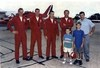 Thumbnail red arrows raf darwin 1995